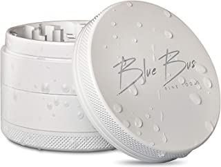 NON-STICK Best Herb Grinder, Ceramic coated, Large 2.5