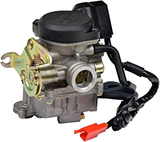 Monster Motion 50cc GY6 139QMB Scooter, ATV, and Dirt Bike Carburetor with Electric Choke