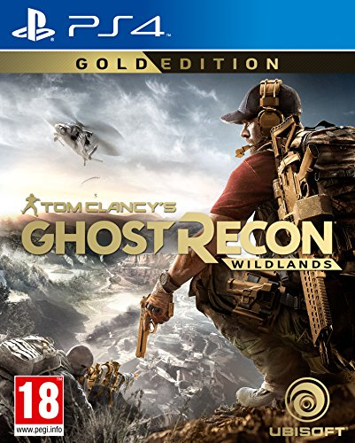 Tom Clancy's: Ghost Recon Wildlands Gold Edition [AT-PEGI] (PS4)