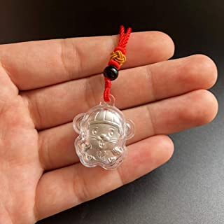 huyiko Huyio Poisson Queue Pendentif Collier Porte-cl/és Queue De Collier Boucles doreilles Accessoires De Mucus Sangle Accessoires De T/él/éphone Mobile Bricolage