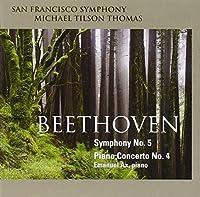 Beethoven: Symphony No. 5 / Piano Concerto No. 4 by Emanuel Ax (2011-02-08)