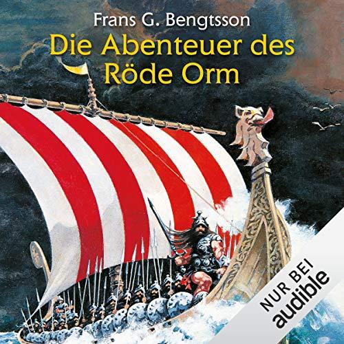 Die Abenteuer des Röde Orm Titelbild