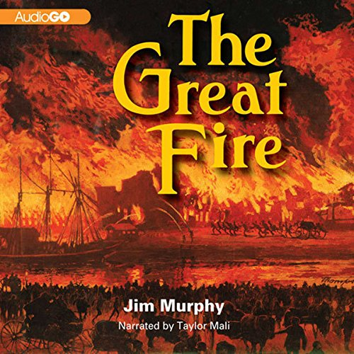 The Great Fire of Rome cover art