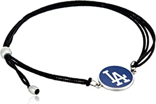 Alex and Ani Womens Los Angeles Dodgers Kindred Cord Bracelet