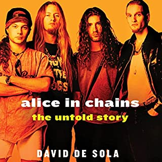 Alice in Chains cover art