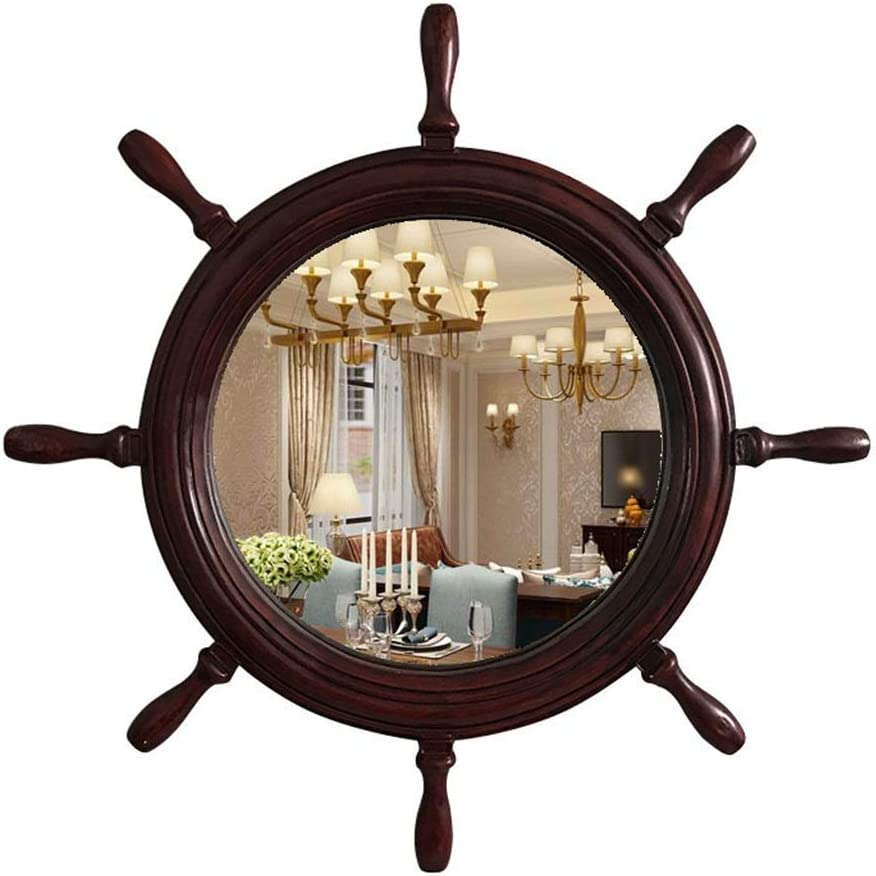 FXLYMR Mirror Wall-Mounted Long Beach Mall Bedroom Children's Decorative Cheap mail order shopping