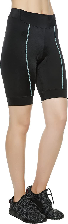 Lameda Womens Padded Cycling Road Bike Shorts