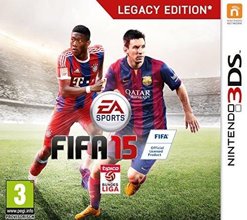 FIFA 15 - Standard Edition [AT-Pegi] - [Nintendo 3DS]