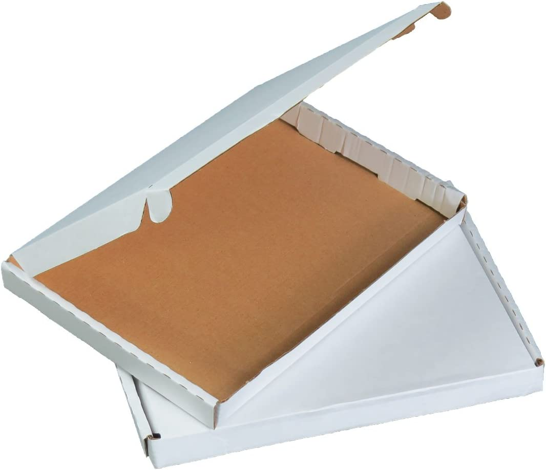 Pack de 250 triplast C5/222/x 160/x 20/mm blanco PIP caja grande carta postal de cart/ón para Royal Mail