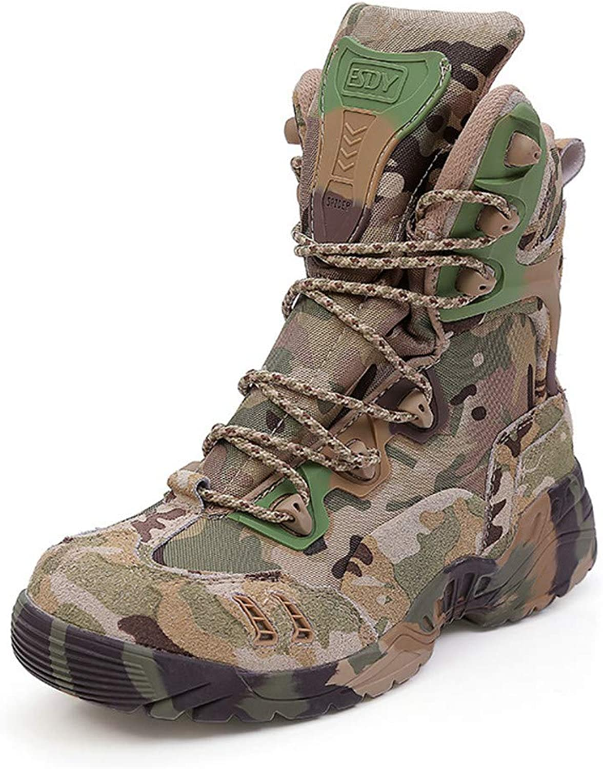 Boots Delta Desert Boots Special Forces Army Boots Outdoor Camouflage Hiking shoes Hiking Camping, Shooting Sports, Extreme Challenge