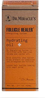 Dr. Miracle's Follicle Healer Hydrating Oil, 2 oz (Bundle of 3)