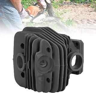 Cilindro resistente para accesorios de motosierra, cilindro de motosierra para herramientas de hardware, fácil de instalar para piezas centrales de motosierra de gasolina 660 de plástico
