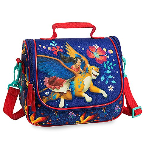 Disney Elena Lunch Tote,Blue,One Size