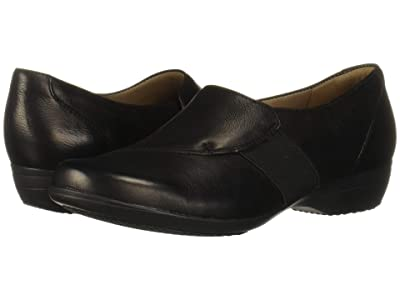 Dansko Fae (Black Burnished Nubuck) Women
