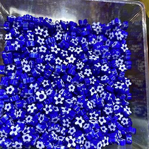 Beads multiflor irregulares para gotas de joyería 5-6mm y 38cm / hilo 30pcs / bolso 5-6 / 7-8mm Perlas de semillas sueltas para la joyería-5-6mm 30pcs