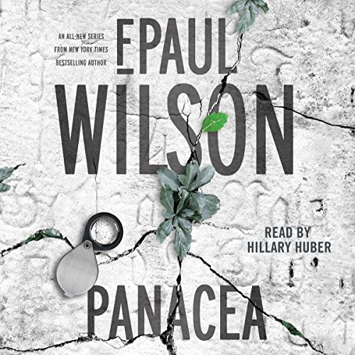 Panacea audiobook cover art