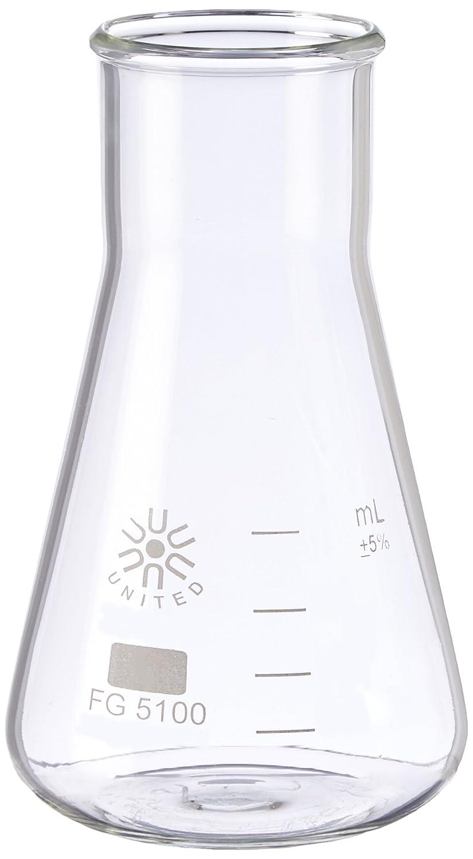 price United Scientific Price reduction FG5100-250 Borosilicate Wide Mouth Glass Erlen