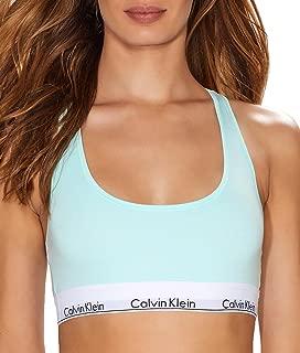 Calvin Klein Women's Modern Cotton Unlined Bralette