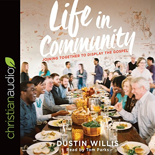 Life in Community audiobook cover art