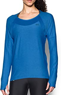 Under Armour Womens Got Game Twist Long Sleeve Top