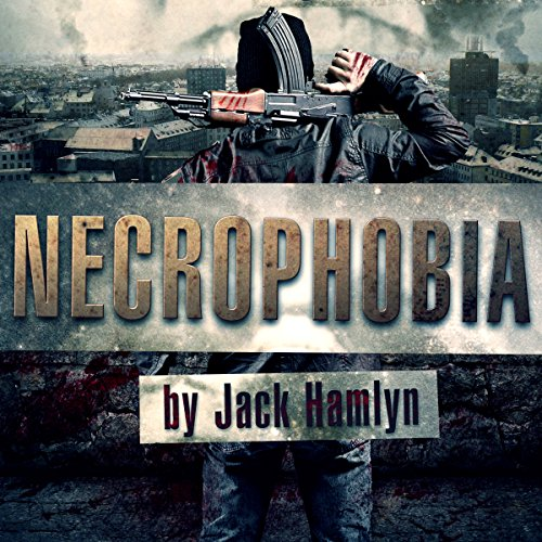 Necrophobia audiobook cover art