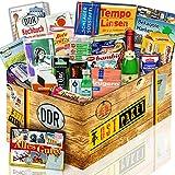 'DDR SPEZIALITÄTEN BOX' Waren DDR / Geschenke Geburtstag für Freund