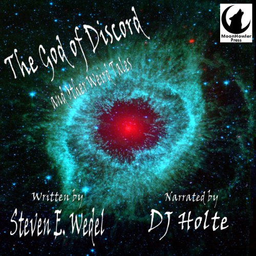 The God of Discord audiobook cover art