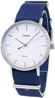 Timex Analog Watch - Tw2P97700, Quartz Movement, For Unisex