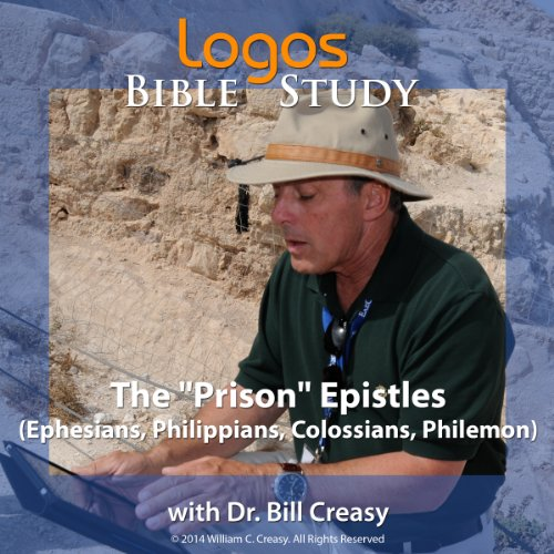 "The ""Prison"" Epistles (Ephesians, Philippians, Colossians, Philemon) audiobook cover art"