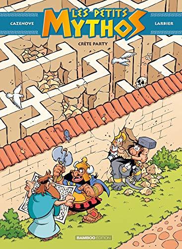 Les Petits Mythos - tome 11: Crète party