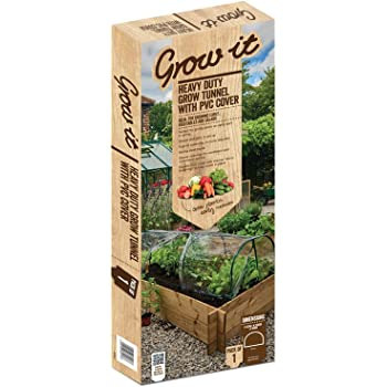 Grow It 08764 Replacement Seedling Cloche Heavy Duty Cover