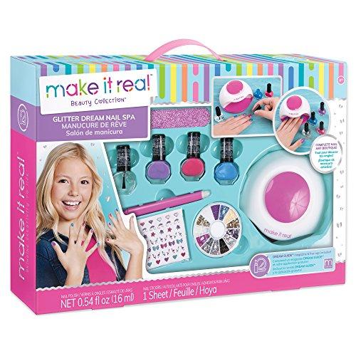 Make It Real 2502 Glitter Dream Nail Spa Set
