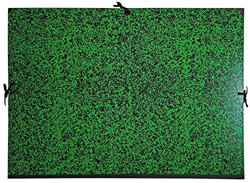 Exacompta 533000E tekenmap en koffer 61 x 76 cm, groen