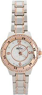 Charisma Casual Watch for Women, Stainless SteelBand, C6636D