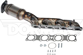 Dorman 674-299 Driver Side Catalytic Converter with Integrated Exhaust Manifold for Select Infiniti Models
