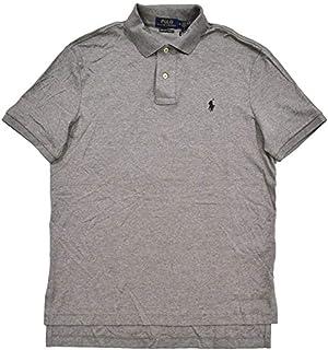 mens Custom Slim Fit Interlock Polo Shirt