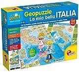 Liscianigiochi Lisciani Giochi 43873-Piccolo Genio Geopuzzle, La Mia Bella Italia, 43873...