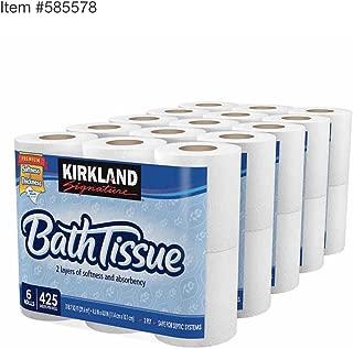 KIRKLAND カークランド シグネチャートイレットペーパー2枚重ね30ロール