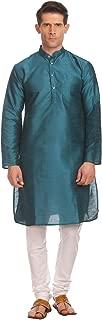 Men's Poly-Jaquard Bandhgala Festive and Casual Kurta Pyjama- Eleven Colors