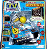 Pac-Man Ms Plug-and-Play with 5 Classic Arcade Games