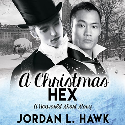 A Christmas Hex audiobook cover art