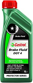 Castrol 15036B Brake Fluid DOT 4 – 1L Flasche