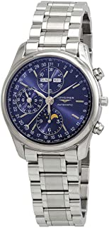 Longines Master Collection Complete Calendar Chronograph Automatic Blue Dial Men's Watch L26734926