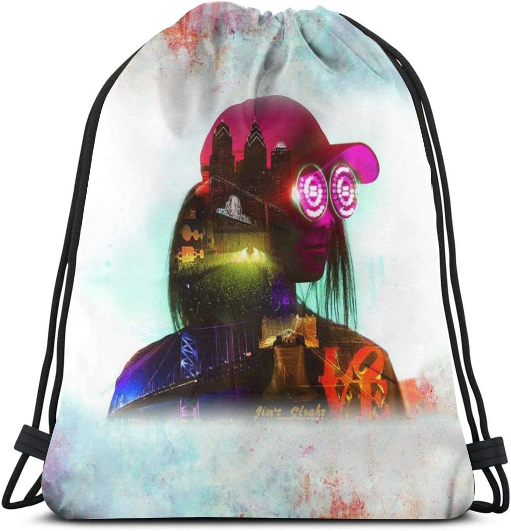 New Shipping Free Shipping Max 85% OFF Drawstring Backpack Sport Gym Sack Training Shopping Bags Cinch