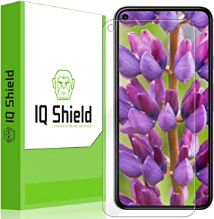 IQ Shield Screen Protector Compatible with Google Pixel 5 (6 inch)(2-Pack)(Case Friendly) Anti-Bubble Clear Film