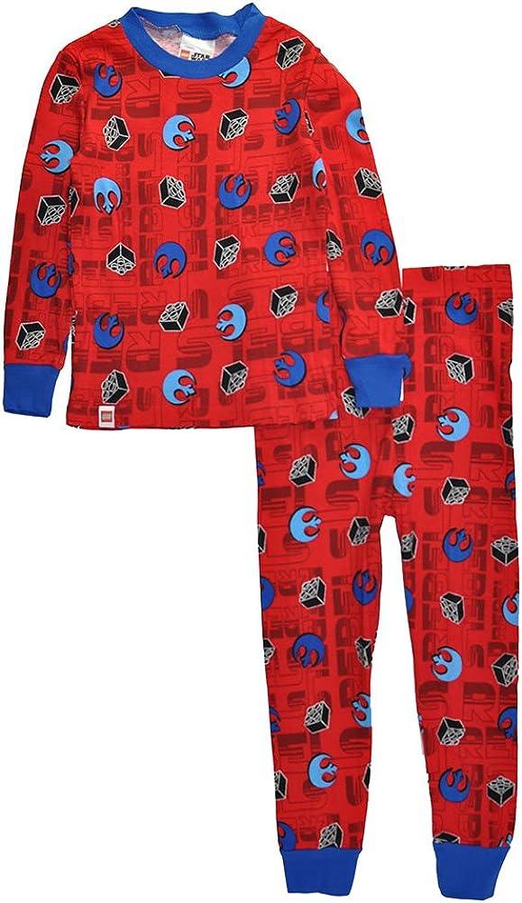 LEGO Boys' Assorted Character's 2-Pc Pajama Sleep Set