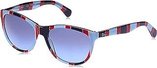 Dolce & Gabbana Cat Eye Unisex Sunglasses - Lilac Lens, 3091 2719/8F, 135 mm
