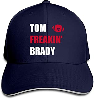 Adjustable Baseball Cap England Freakin Brady Cool Snapback Hats