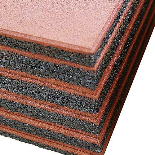 10 m² Stallmatten Stärke: 3 cm (40 Stück je 50 x 50 cm)
