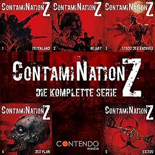 ContamiNation Z - Die komplette Serie Titelbild